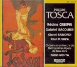 PUCCINI - Mehta - Tosca (live MET 13 - 1 - 1968) live MET 13 - 1 - 1968