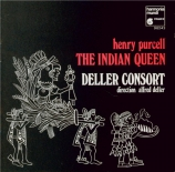 PURCELL - Deller - The Indian Queen, semi-opéra Z.630