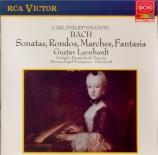 Sonatas, Rondos, Marches, Fantasia