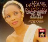 BIZET - Plasson - Les pêcheurs de perles, opéra WD.13