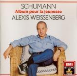 SCHUMANN - Weissenberg - Album für die Jugend (Album pour la jeunesse)