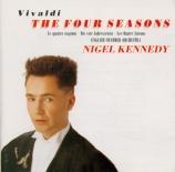 VIVALDI - Kennedy - Concerto pour violon, cordes et b.c. en mi majeur op