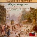 HAYDN - Beecham - Symphonie n°94 en do majeur Hob.I:94 'Surprise'