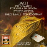 BACH - Savall - Sonates pour viole de gambe et clavier BWV 1027-1029