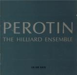 PEROTIN - Hilliard Ensemb - Viderunt omnes