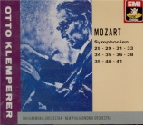 MOZART - Klemperer - Symphonie n°25 en sol mineur K.183 (K6.173dB)