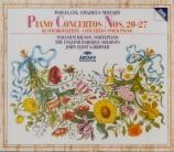 MOZART - Bilson - Concerto pour piano et orchestre n°20 en ré mineur K.4