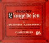 PROKOFIEV - Bruck - L'ange de feu, opéra en 5 actes op.37
