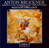 BRUCKNER - Sawallisch - Symphonie n°6 en la majeur WAB 106