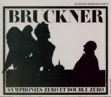 BRUCKNER - Rozhdestvensky - Symphonie n°0 en ré mineur WAB 100