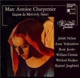CHARPENTIER - Concerto Vocale - Première leçon de ténèbres du Mercredi s