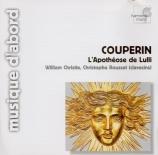 COUPERIN - Christie - Allemande pour deux clavecins (extrait du 9ème ord version pour 2 clavecins