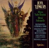 LANGLAIS - Hill - Missa op.85 'Salve Regina'