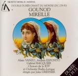 GOUNOD - Gressier - Mireille (Mono Double Durée) Mono Double Durée