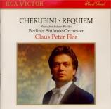 CHERUBINI - Flor - Requiem en ut mineur à la mémoire de Louis XVI (1816)