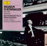 BRAHMS - Fischer - Concerto pour piano et orchestre n°2 en si bémol maje