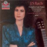 BACH - Isbin - Suite pour luth seul en mi majeur BWV.1006a à la guitare