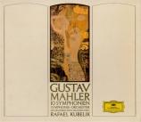 MAHLER - Kubelik - Symphonies (intégrale)