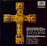 BACH - Richter - Messe en si mineur, pour solistes, choeur et orchestre B