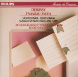 DEBUSSY - Grumiaux - Sonate pour violon et piano en sol mineur L.140