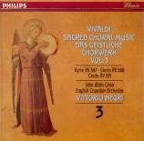 Sacred Choral Music Vol.3