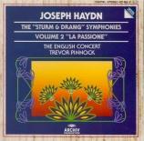 The 'Sturm und Drang' Symphonies Vol.2