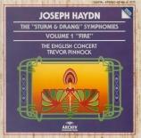 The 'Sturm und Drang' Symphonies Vol.1