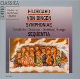 HILDEGARD VON BINGEN - Sequentia - Symphoniae