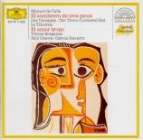 FALLA - Berganza - El amor brujo (L'amour sorcier)