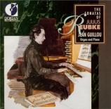 REUBKE - Guillou - Sonate pour orgue en ut mineur 'Der 94ste Psalm'
