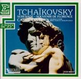 TCHAIKOVSKY - Fueri - Sérénade pour orchestre à cordes en ut majeur op.4