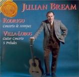 RODRIGO - Bream - Concierto de Aranjuez