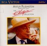 CHOPIN - Rubinstein - Polonaise pour piano en la majeur op.40 n°1 'Milit