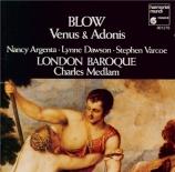 BLOW - Medlam - Venus and Adonis