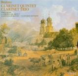 BRAHMS - King - Quintette avec clarinette ou alto et cordes en si mineur