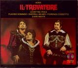 VERDI - Mehta - Il trovatore, opéra en quatre actes (version originale 1