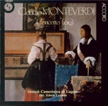 Concerto (1619) Madrigaux du 7ème livre