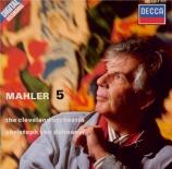 MAHLER - Dohnanyi - Symphonie n°5