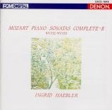 Piano Sonatas Complete II