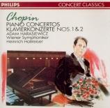 CHOPIN - Harasiewicz - Concerto pour piano et orchestre n°1 en mi mineur