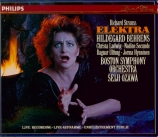 STRAUSS - Ozawa - Elektra, opéra op.58