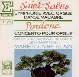 SAINT-SAËNS - Martinon - Symphonie n°3 'Avec orgue'
