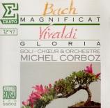 BACH - Corboz - Magnificat en ré majeur, pour solistes, choeur et orchest