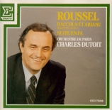ROUSSEL - Dutoit - Suite en fa majeur op.33