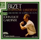 BIZET - Gardiner - Symphonie pour orchestre en ut majeur (1855) WD.33
