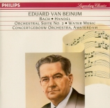 HAENDEL - Van Beinum - Water Music HWV.348-350