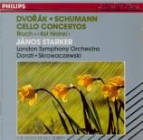 DVORAK - Starker - Concerto pour violoncelle et orchestre en si mineur o