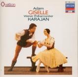 ADAM - Karajan - Giselle