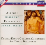 ALLEGRI - Willcocks - Miserere