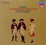 HAYDN - Dorati - Symphonie n°94 en do majeur Hob.I:94 'Surprise'